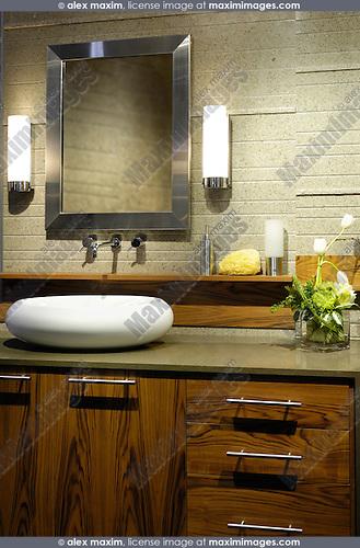 Contemporary Bathroom interior design
