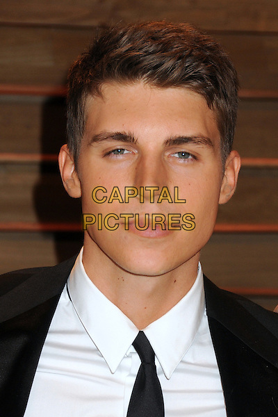 02 March 2014 - West Hollywood, California - Nolan Funk. 2014 Vanity Fair Oscar Party following the 86th Academy Awards held at Sunset Plaza.  <br /> CAP/ADM/BP<br /> &copy;Byron Purvis/AdMedia/Capital Pictures