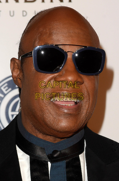 LOS ANGELES, CA - JANUARY 7: Stevie Wonder at the The Art Of Elysium Tenth Annual Celebration 'Heaven' Charity Gala at Red Studios in Los Angeles, California on January 7, 2017. <br /> CAP/MPI/DE<br /> &copy;DE/MPI/Capital Pictures