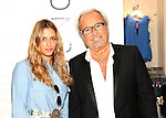 Charlotte Ronson and Mick Jones