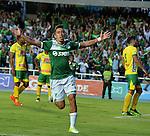 Deportivo Cali ganó como local 4-0 a Huila. Fecha 2 Liga Águila I-2017.