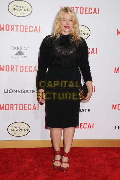 21 January 2015 - Hollywood, California - Amanda de Cadenet. &quot;Mortdecai&quot; Los Angeles Premiere held at the TCL Chinese Theatre. <br /> CAP/ADM/BP<br /> &copy;BP/ADM/Capital Pictures