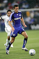 Davy Arnaud.Kansas City Wizards and DC United played to a 1-1 draw at Community America Ballpark, Kansas City, Kansas.