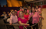 High Roller at the Linq in Las Vegas turns on the pink with Olivia Newton John in honor of cancer survivors