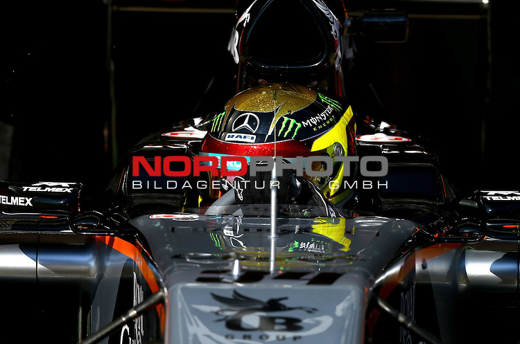 Pascal Wehrlein (GER), Sahara Force India F1 Team<br /> for the complete Middle East, Austria &amp; Germany Media usage only!<br />  Foto &copy; nph / Mathis