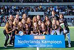 AMSTELVEEN - DEN BOSCH MA1 wint titel bij meisjes A. finales A en B jeugd  Nederlands Kampioenschap.  COPYRIGHT KOEN SUYK