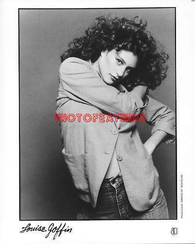 Louise Goffin ..photo from promoarchive.com/ Photofeatures....