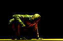 Edinburgh, UK. 08.08.2018.  Xenos, a new solo work by Akram Khan, marking the great dancer's final performances in a full-length production, opens at the Festival Theatre, as part of the Edinburgh International Festival. XENOS means 'stranger' or 'foreigner'. It confronts the tragedy of the First World War through the eyes of a shell-shocked Indian soldier in the trenches, forced to fight in a conflict that is not his. Lighting design by Michael Hulls, with set and costume design by Mirella Weingarten. Photograph © Jane Hobson.