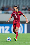 Shanghai FC Midfielder Akhmedov Odil in action during the AFC Champions League 2017 Round of 16 match between Shanghai SIPG FC (CHN) vs Jiangsu FC (CHN) at the Shanghai Stadium on 24 May 2017 in Shanghai, China. Photo by Marcio Rodrigo Machado / Power Sport Images