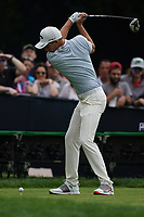 Aaron Wise  (USA) on the 15th tee during the final round at the PGA Championship 2019, Beth Page Black, New York, USA. 20/05/2019.<br /> Picture Fran Caffrey / Golffile.ie<br /> <br /> All photo usage must carry mandatory copyright credit (© Golffile | Fran Caffrey)