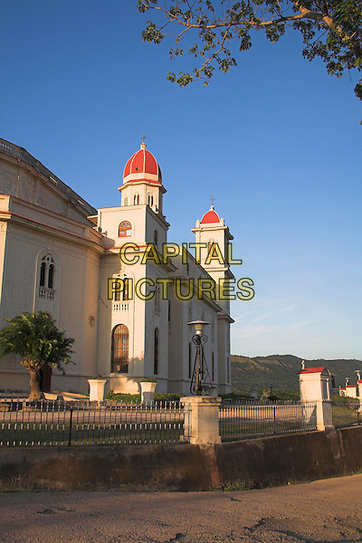 Church of the Virgin of Charity of Copper, Iglesia Virgen de la Caridad del Cobre, El Cobre, near Santiago de Cuba, Cuba