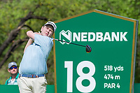 Robert Macintyre (SCO) during the first round at the Nedbank Golf Challenge hosted by Gary Player,  Gary Player country Club, Sun City, Rustenburg, South Africa. 14/11/2019 <br /> Picture: Golffile | Tyrone Winfield<br /> <br /> <br /> All photo usage must carry mandatory copyright credit (© Golffile | Tyrone Winfield)