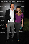 BEVERLY HILLS, CA. - November 02: Cameron Silver and Lake Bell arrive at the Decades Of Denim Launch Party at a private residence on November 2, 2010 in Beverly Hills, California.