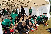 SOTOGRANDE  - Voetbal, Trainingskamp FC Groningen, seizoen 2017-2018, 09-01-2018,  voorbereiding voor de training