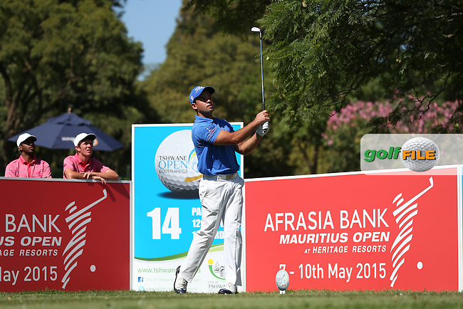 Divan Gerber (RSA) during Round Two of the Tshwane Open 2015 at the Pretoria Country Club, Waterkloof, Pretoria, South Africa. Picture:  David Lloyd / www.golffile.ie. 13/03/2015