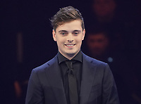 DJ Martin Garrix wird als Interpret des EM Titellieds vorgestellt - 30.11.2019: UEFA EURO2020 Auslosung, Romexpo Bukarest, DISCLAIMER: UEFA regulations prohibit any use of photographs as image sequences and/or quasi-video.
