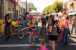 Belmont Street Fair, Portland, Oregon