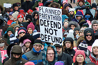 Planned Parenthood Rally Boston 3.4.17