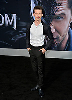LOS ANGELES, CA. October 01, 2018: Mason Guccione at the world premiere for &quot;Venom&quot; at the Regency Village Theatre.<br /> Picture: Paul Smith/Featureflash