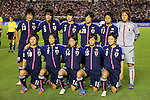 U-20U-20 Women's Japan Team Group Line-up (JPN), .AUGUST 26, 2012 - Football / Soccer : .FIFA U-20 Women's World Cup Japan 2012, Group A .match between Japan 4-0 Switzerland .at National Stadium, Tokyo, Japan. .(Photo by Daiju Kitamura/AFLO SPORT)