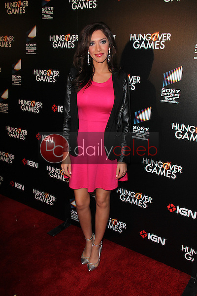 Farrah Abraham<br />