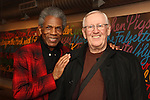 André De Shields, Gregory Jbara, Len Cariou at BROADWAY AND THE BARD 3/1/16