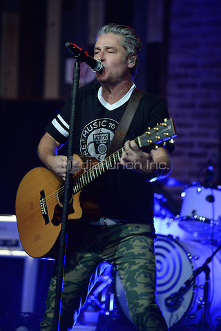 FORT LAUDERDALE FL - OCTOBER 01: Ed Roland of Collective Soul performs at Revolution on October 1, 2015 in Fort Lauderdale, Florida. Credit: mpi04/MediaPunch