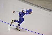 SPEEDSKATING: CALGARY: 15-11-2015, Olympic Oval, ISU World Cup, Brittany Bowe, ©foto Martin de Jong