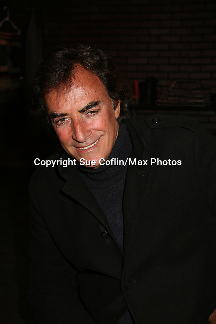 "Days of Our Lives and Mission Impossible star Thaao Penghlis ""Tony DiMera"" and General Hospital's ""Victor Cassadine"" is starring in Class at the Cape May Stage in Cape May, New Jersey. The play runs til June 12, 2010. (Photo by Sue Coflin/Max Photos)"