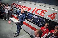 2016/09/14 Verkehr | Bahn | Präsentation ICE 4