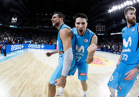 2019.01.06 ACB Club Estudiantes VS Real Madrid Baloncesto