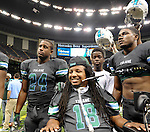 Tulane vs Jackson State-Football 2013