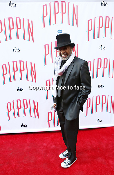 Ben Vereen attending the Broadway Opening Night Performance of 'Pippin' at the Music Box Theatre in New York City on April 24, 2013..Credit: McBride/face to face