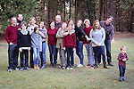 Woods Family Reunion Session<br /> Yosemite National Park<br /> Fall Nov 2014<br /> Joelle Leder Photography