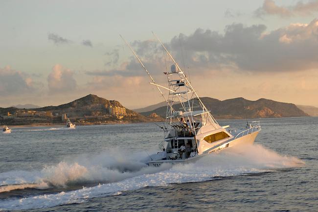 Sportfishing Boats, Cabo San Lucas, Bisbee Marlin Tournament,