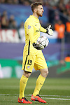 Atletico de Madrid's Jan Oblak during UEFA Champions League match. March 15,2016. (ALTERPHOTOS/Acero)