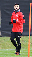 Marco Fabian (Eintracht Frankfurt) - 29.12.2017: Eintracht Frankfurt Training, Commerzbank Arena