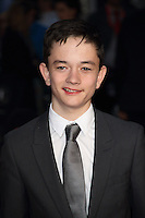 Lewis MacDougall at the BFI London Film Festival Mayfair Hotel Gala A Monster Calls at the Odeon Leicester Square. London on October 6th 2016<br /> CAP/ROS<br /> &copy;Steve Ross/Capital Pictures /MediaPunch ***NORTH AND SOUTH AMERICAS ONLY***