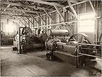 Compressed and generators, Ruby Hill Mine, Eureka, Nev.