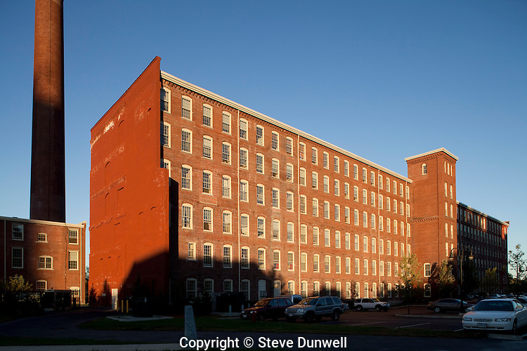Lawrence Mfg co, Lowell, MA
