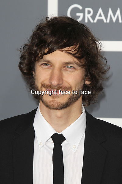 Gotye at the 55th Annual GRAMMY Awards at Staples Center on February 10, 2013 in Los Angeles, California. ..Credit: MediaPunch/face to face..- Germany, Austria, Switzerland, Eastern Europe, Australia, UK, USA, Taiwan, Singapore, China, Malaysia and Thailand rights only -