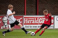 Eastbourne Borough u18s FC (7) v Seaford Town u18s FC (0)