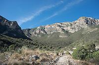 Area Natural Protegida Sierra Zapaliname, Cañon de San Lorenzo, Saltillo, Coahuila