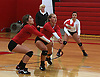 Coquille-North Bend Volleyball