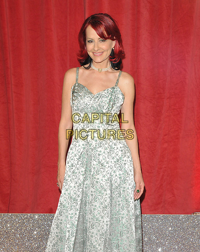 Carrie Grant at the British Soap Awards 2019, The Lowry Theatre, Pier 8, The Quays, Media City, Salford, Manchester, England, UK, on Saturday 01st June 2019.<br /> CAP/CAN<br /> ©CAN/Capital Pictures