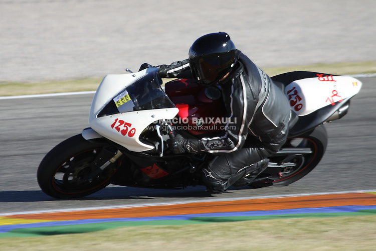 22/1/2012 Tandas Populares. Circuito de la Comunidad Valenciana Ricardo Tormo