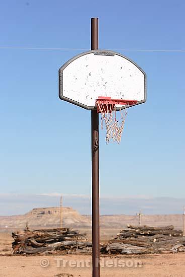 around, travel to Monticello game. Whitehorse high school girls basketball. 1.31.2006 basketball standard<br />
