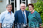 NAME...<br /> Bertie Ahern and Máire Logue Women at the Women in Media event, in Ballybunion on Sunday last.