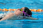 Helena Gasson in action during the Swimming New Zealand Short Course Championships,Owen G Glenn National Aquatic Centre, Auckland, New Zealand, Wednesday 4 October 2017. Photo: Simon Watts/www.bwmedia.co.nz