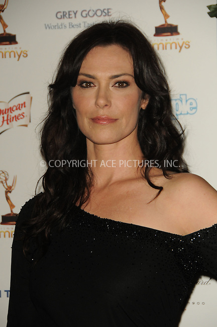 WWW.ACEPIXS.COM . . . . .  ....September 16 2011, LA....Michelle Forbes arriving at the 63rd Annual Emmy Awards Performers Nominee Reception held at Pacific Design Center on September 16, 2011 in West Hollywood, California. ....Please byline: PETER WEST - ACE PICTURES.... *** ***..Ace Pictures, Inc:  ..Philip Vaughan (212) 243-8787 or (646) 679 0430..e-mail: info@acepixs.com..web: http://www.acepixs.com
